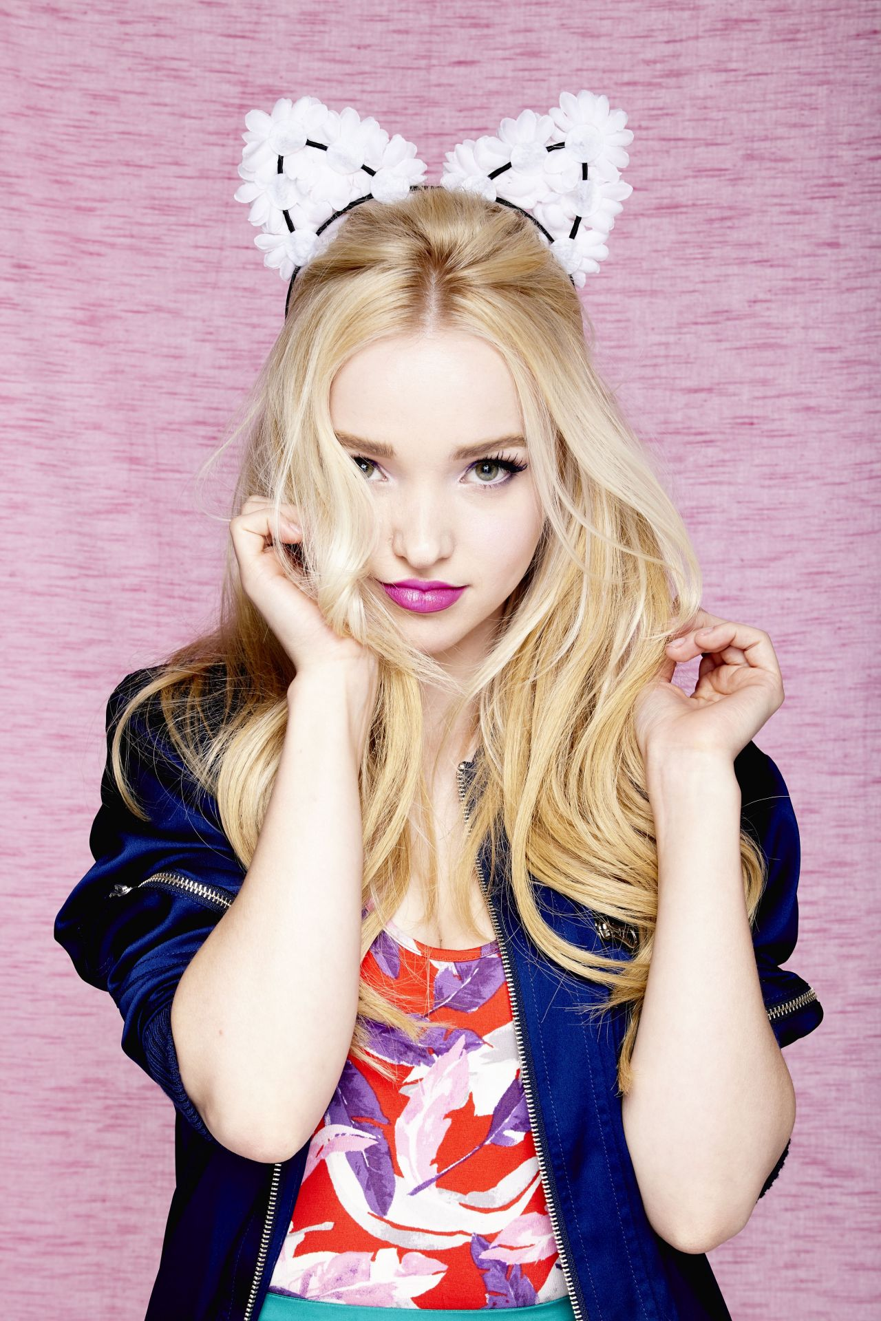 Dove Cameron Tigerbeat Magazine May 16 2016 Cover And