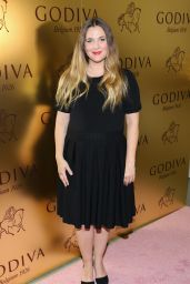 Drew Barrymore - GODVIA's 90th Anniversary at Marlborough Gallery in New York City 5/13/2016