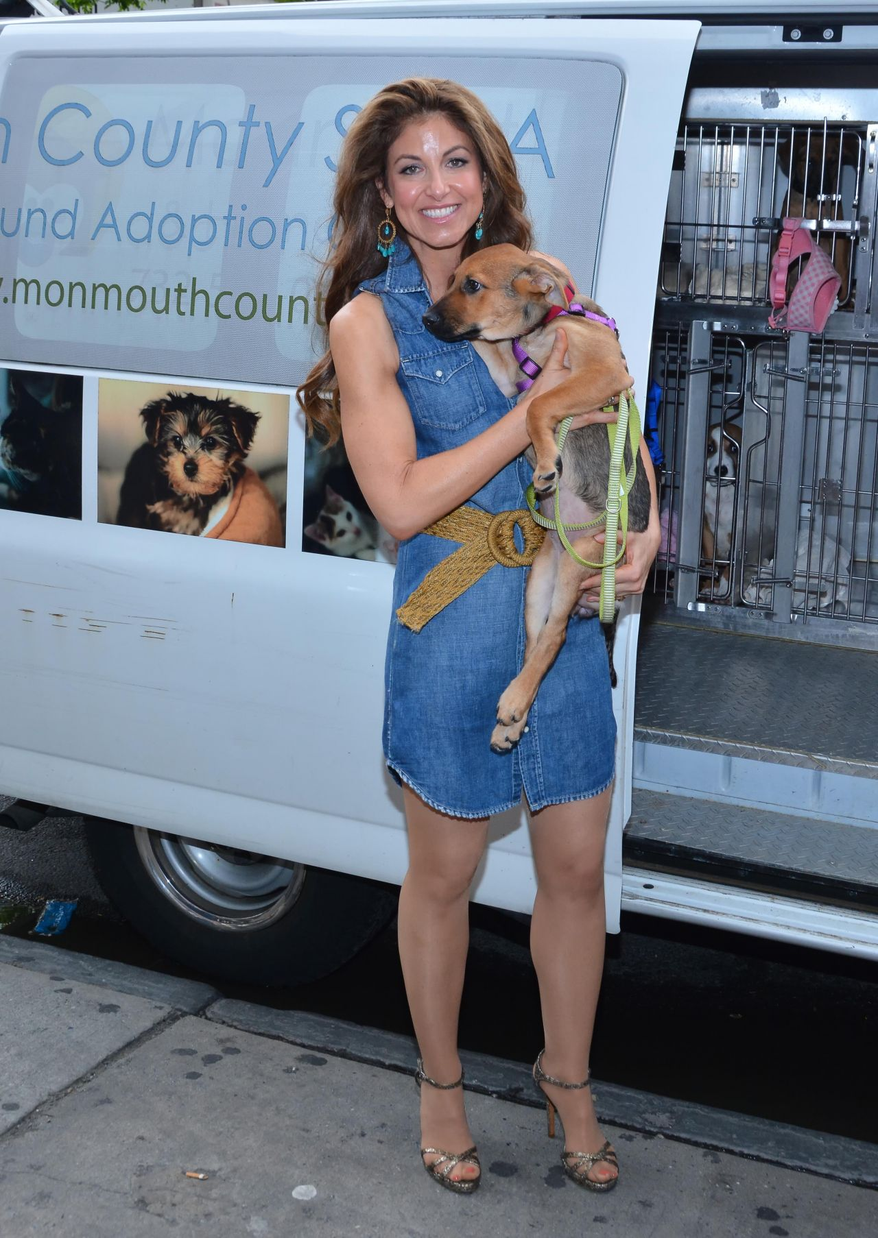 Dylan Lauren The Dylan S Candy Barn Dog Adoption Event