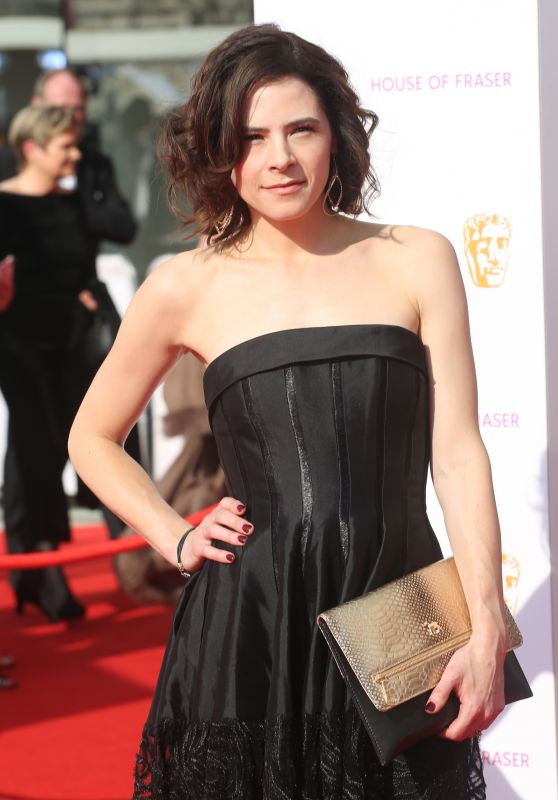Elaine Cassidy – British Academy Television Awards BAFTAS 2016 in London