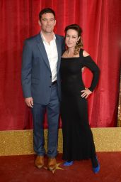 Elisabeth Dermot Walsh – British Soap Awards 2016 in London, UK