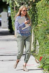 Elizabeth Berkley - Running Errands in West Hollywood 4/29/2016