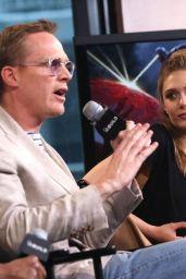 Elizabeth Olsen - AOL BUILD Speaker Series Presents