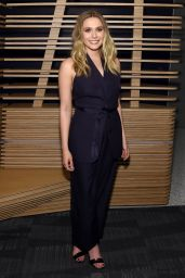 Elizabeth Olsen - Captain America Civil War Screening After Party in New York City 5/4/2016