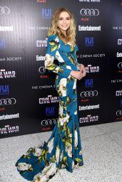 Elizabeth Olsen – 'Captain America: Civil War' Screening in New York