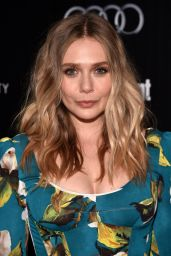 Elizabeth Olsen – 'Captain America: Civil War' Screening in New York