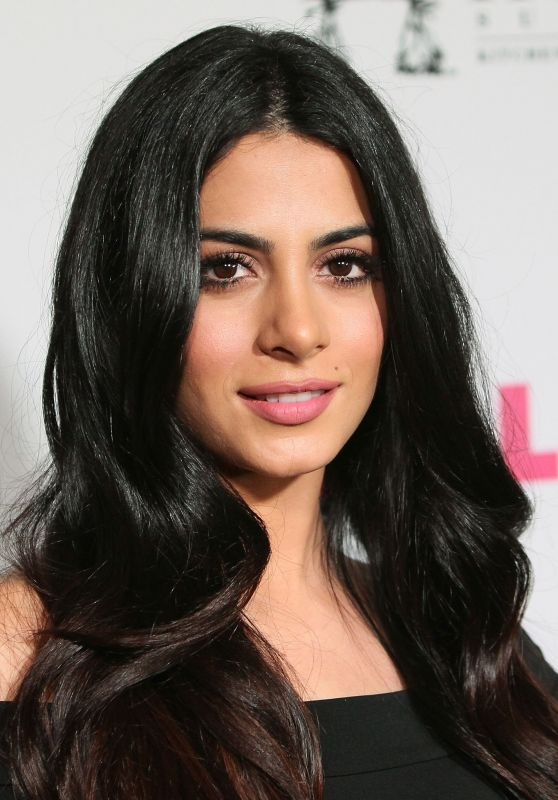 Emeraude Toubia – NYLON Young Hollywood Party Presented By BCBGeneration 5/12/2016