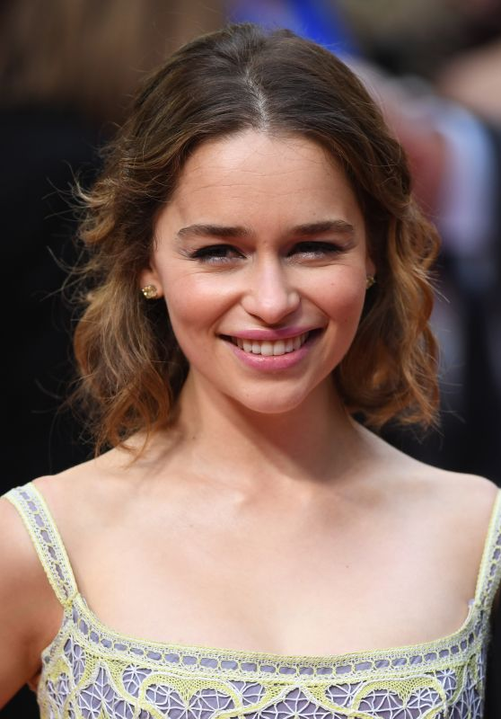 Emilia Clarke - 'Me Before You' Premiere in London, UK 5/25/2016