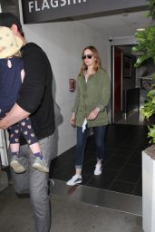 Emily Blunt at LAX Airport in Los Angele 5/6/2016