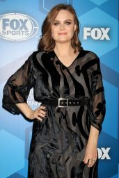 Emily Deschanel – Fox Network 2016 Upfront Presentation in New York City