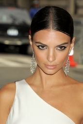 Emily Ratajkowski – Met Costume Institute Gala 2016 in New York