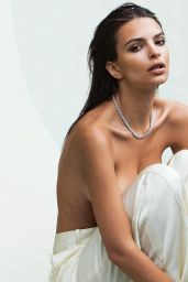 Emily Ratajkowski - Photoshoot for ES Magazine May 2016