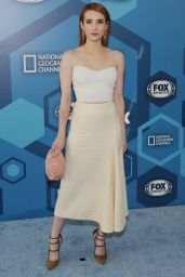Emma Roberts  – Fox Network 2016 Upfront Presentation in New York City