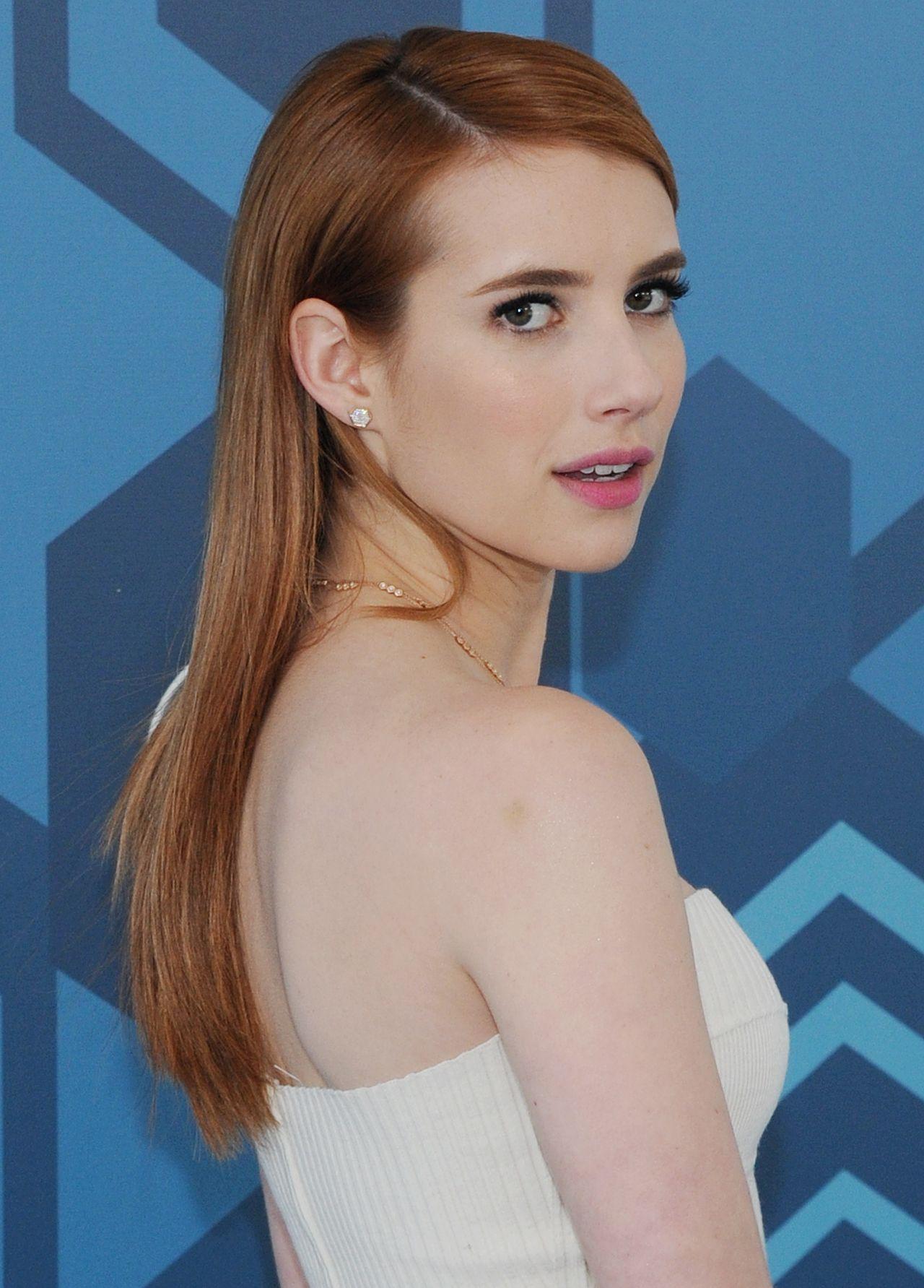 Emma Roberts – Fox Network 2016 Upfront Presentation in New York City ...