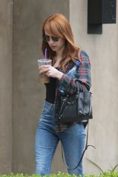 Emma Roberts - Out in West Hollywood 5/6/2016