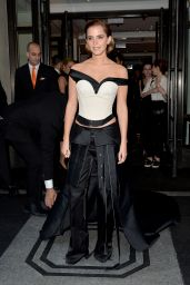 Emma Watson - 2016 Costume Institute Gala in New York