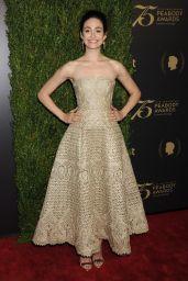 Emmy Rossum - Peabody Awards in New York 5/21/2016
