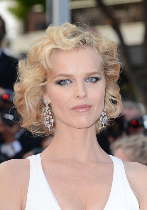 Eva Herzigova – 'The Unknown Girl (La Fille Inconnue)' Premiere at 69th Cannes Film Festival 5/18/2016