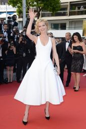 Eva Herzigova – 'The Unknown Girl (La Fille Inconnue)' Premiere at 69th Cannes Film Festival 5/18/2016