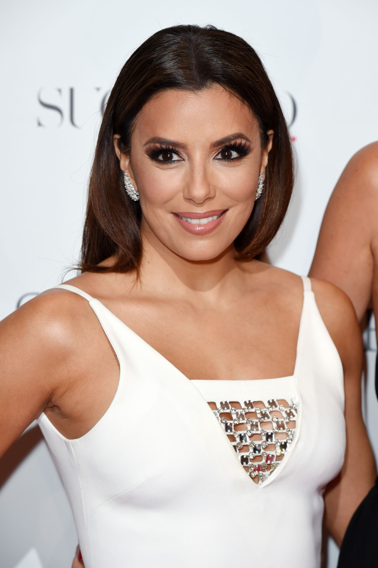 Eva Longoria Classy Fashion - Global Gift Gala at Four ... Eva Longoria
