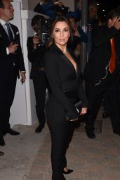 Eva Longoria - Vanity Fair Chanel Dinner - Cannes Film Festival 5/12/2016