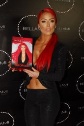 Eva Marie - Bellami Beauty Bar in West Hollywood, May 2016