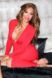Farrah Abraham - Celebrates Her 25th Birthday at House Nightclub, Miami, FL 5/22/2016