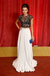 Faye Brookes – British Soap Awards 2016 in London, UK