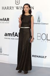 Fei Fei Sun – amfAR's Cinema Against AIDS Gala in Cap d'Antibes, France, 5/19/2016