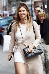 Ferne McCann - Meeting & Greeting Fans While Arriving for Filming Up Late With Rylan in London 5/24/2016