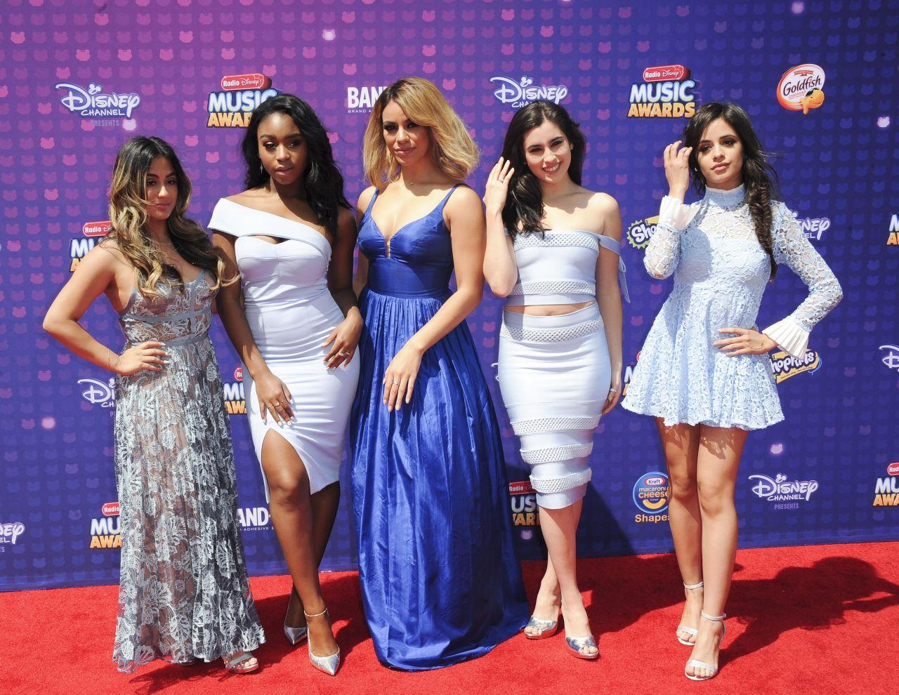 Fifth Harmony 2016 Radio Disney Music Awards At