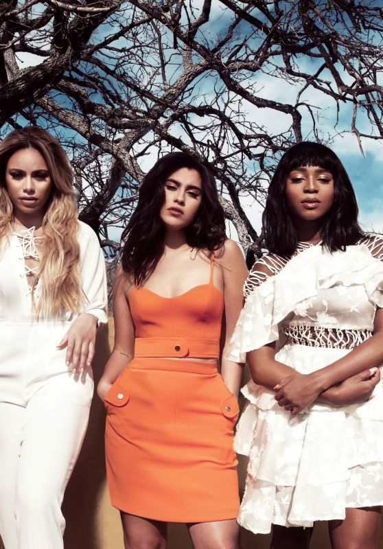 Fifth Harmony - 7/27 Album Photo Shoot 2016