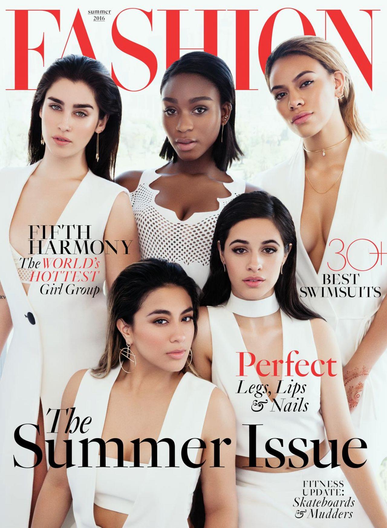 First Woman Fashion Magazine  Title