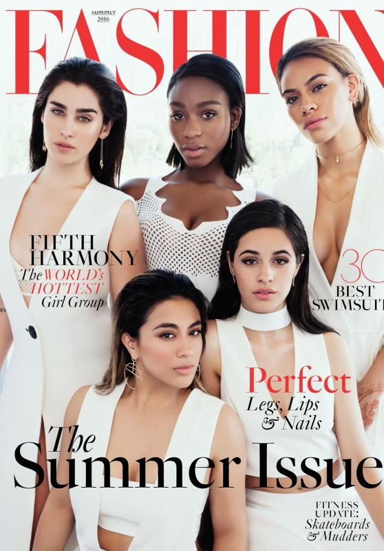 Fifth Harmony - Fashion Magazine, Summer 2016