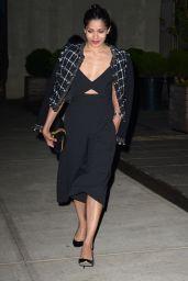 Freida Pinto Looking Elegant - Out in Manhattan 4/30/2016