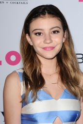 G Hannelius - NYLON And BCBGeneration