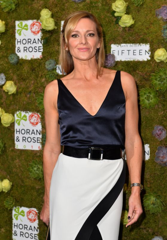 Gabby Logan - Horan and Rose Event in Hertfordshire, UK 5/29/2016