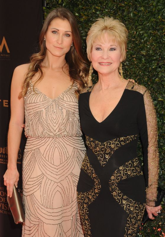 Gabrielle Stone and Dee Wallace – 2016 Daytime Emmy Awards in Los Angeles