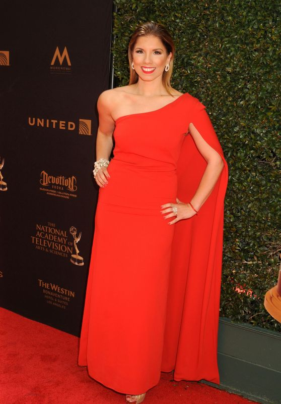 Gaby Natale – 2016 Daytime Emmy Awards in Los Angeles