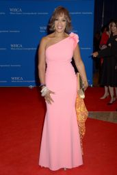 Gayle King – White House Correspondents' Dinner in Washington DC 4/30/2016