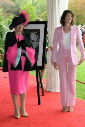 Gemma Arterton - Garden Party at Buckingham Palace in London 5/17/2016