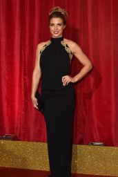 Gemma Atkinson – British Soap Awards 2016 in London, UK