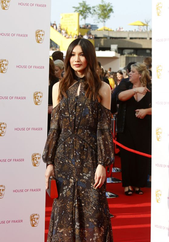 Gemma Chan – British Academy Television Awards BAFTAS 2016 in London
