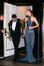 Gigi Hadid - Leaves Her Hotel to Head to the 2016 Met Gala in New York 5/2/2016