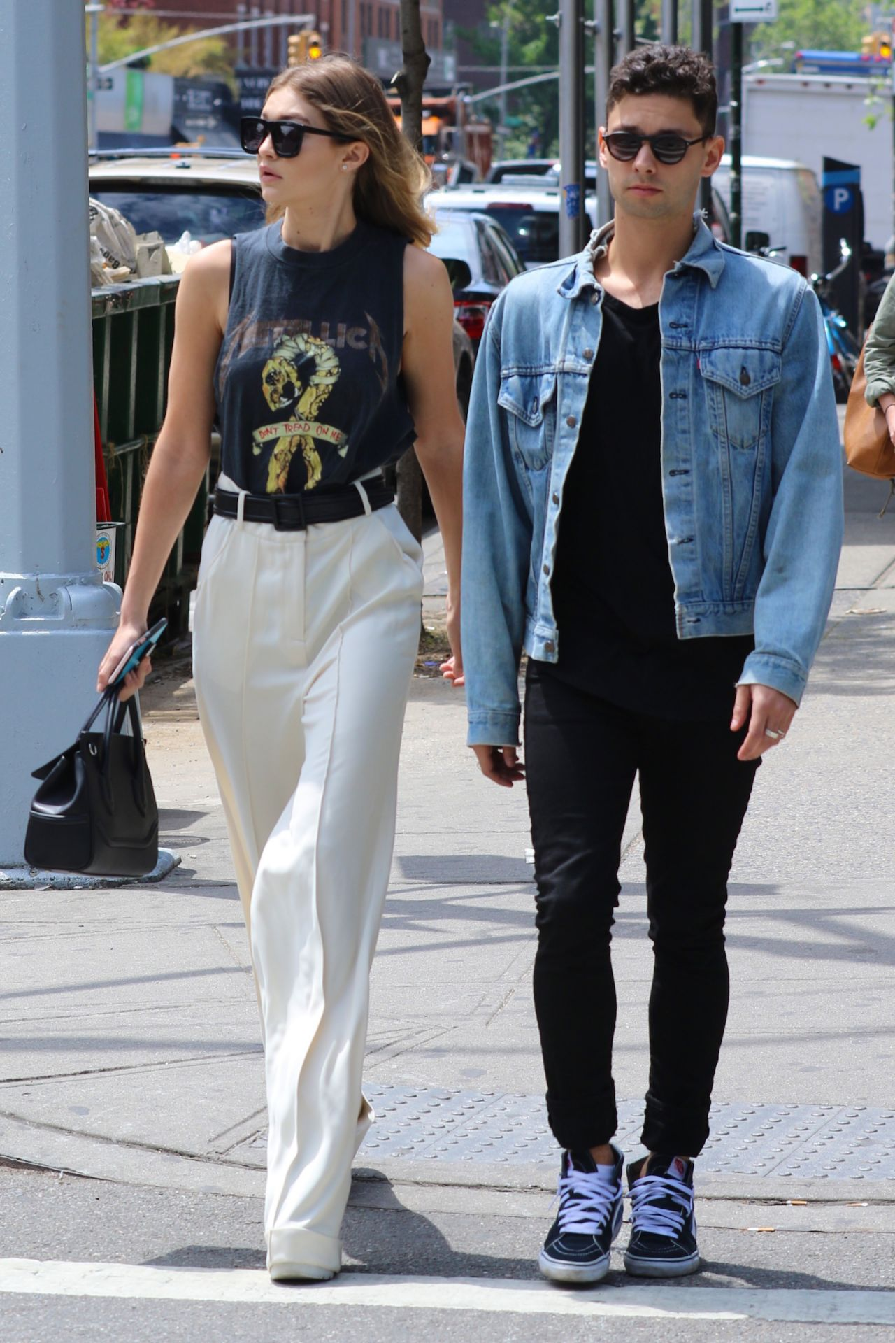 Gigi Hadid Street Style Inspiration Out In New York City