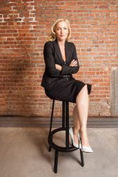 Gillian Anderson - Observer Magazine May 2016 Photoshoot