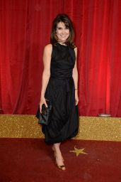 Gillian Kearney – British Soap Awards 2016 in London, UK