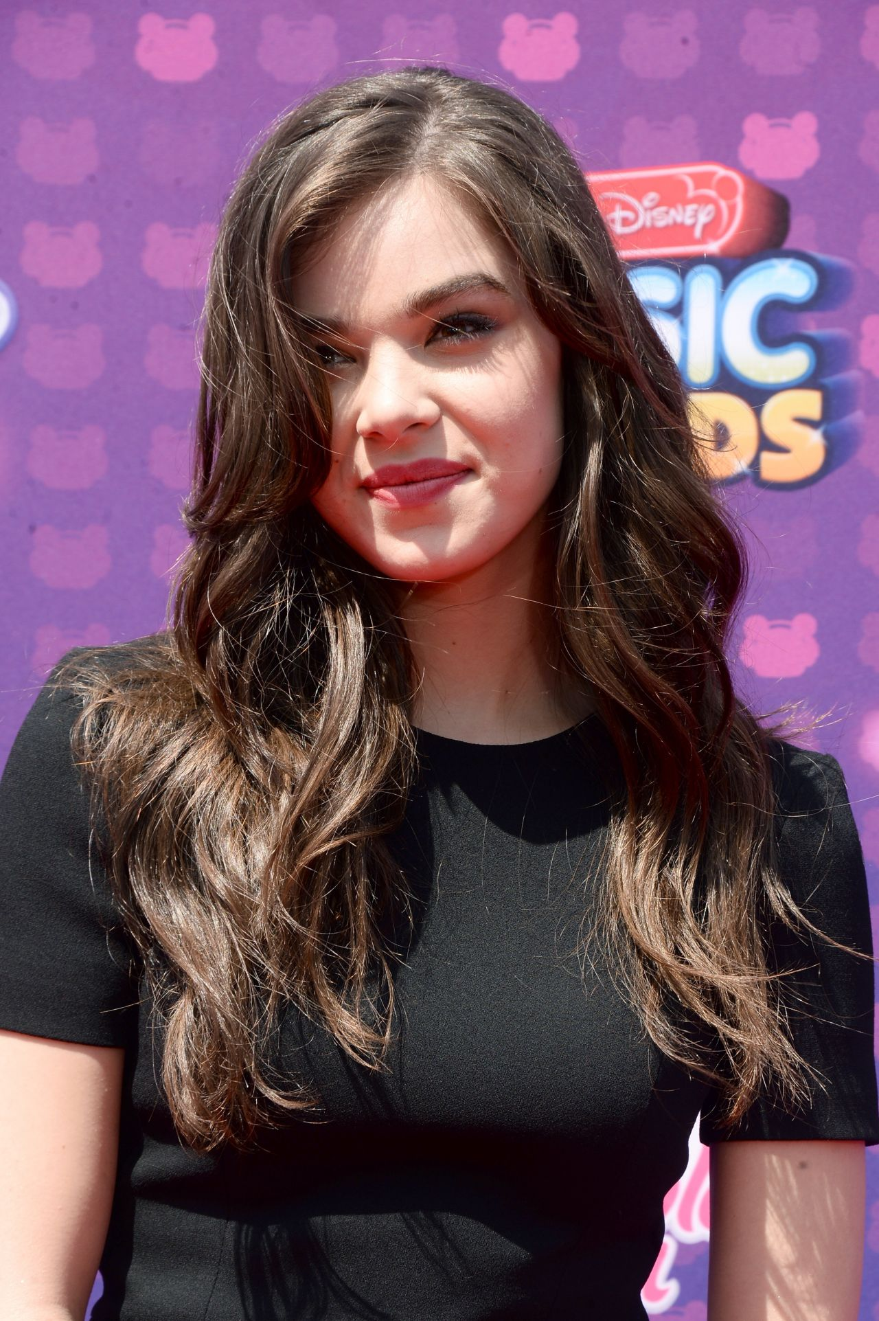 Hailee Steinfeld On The Cover Of Fashion Magazine March: 2016 Radio Disney Music Awards In Los