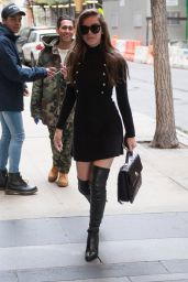 Hailee Steinfeld Chic Outfit - Out in New York City 5/1/2016
