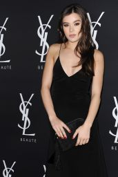 Hailee Steinfeld – Yves Saint Laurent Beauty Party in West Hollywood 5/18/2016